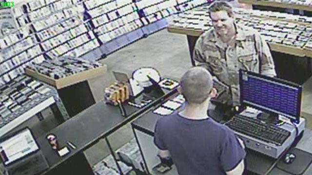 'Redneck' Robber Steals Cash, CD From Oklahoma City Store