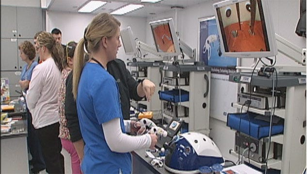 Mercy Hospital To Offer Surgeries Through Belly Button