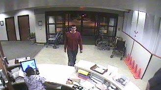 Man Walks Into Oklahoma City Hospital, Threatens Worker