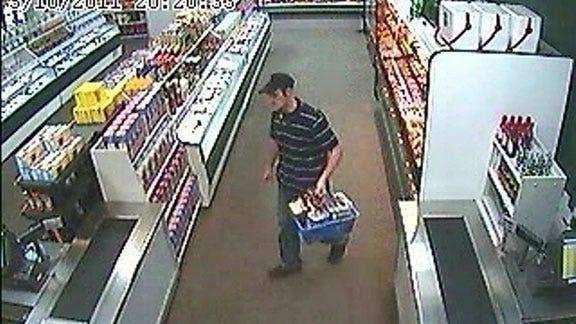 Police Seek Suspect in Braums Robbery