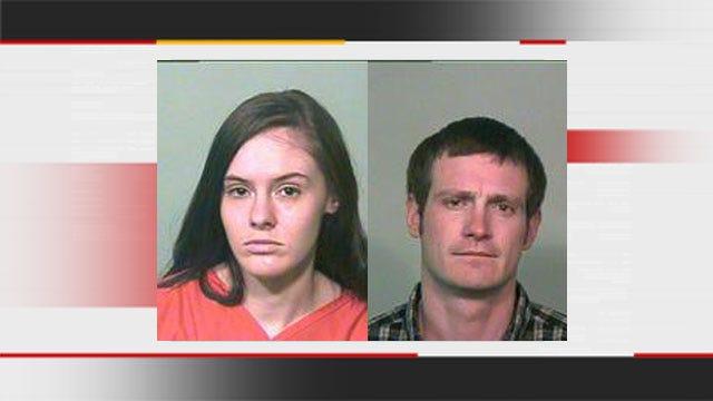 Deputies Nab Fugitive Pair in Northwest Oklahoma City