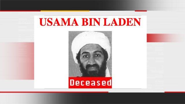 Fallin, Lawmakers Applaud Death Of Osama Bin Laden