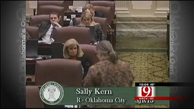 Oklahoma House Votes To Reprimand Sally Kern