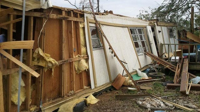 Oklahomans Continue To Pour Into Alabama, Mississippi To Help Storm Victims