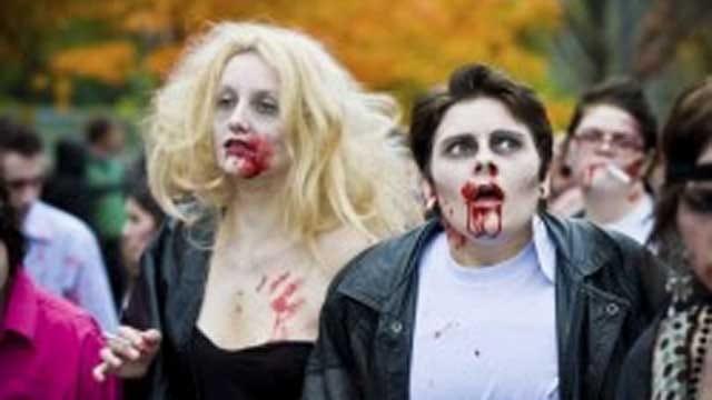 CDC Prepares For 'Zombie Apocalypse'