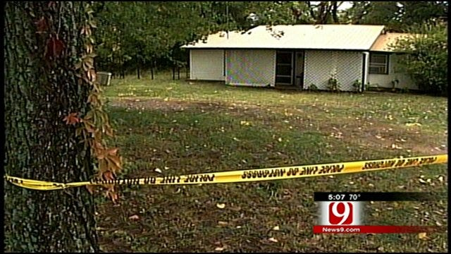 Detective Follows Lead in 6-Year-Old McClain County Murder Case