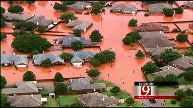 Flood Anniversary Reminds Homeowners They're Holding The Bag
