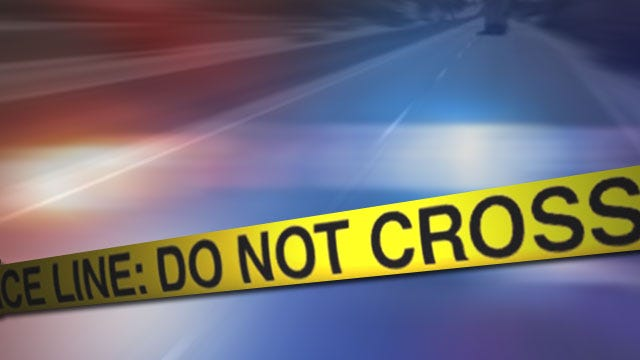 Two Killed In Crash On Rain-Slickened Road In Murray County