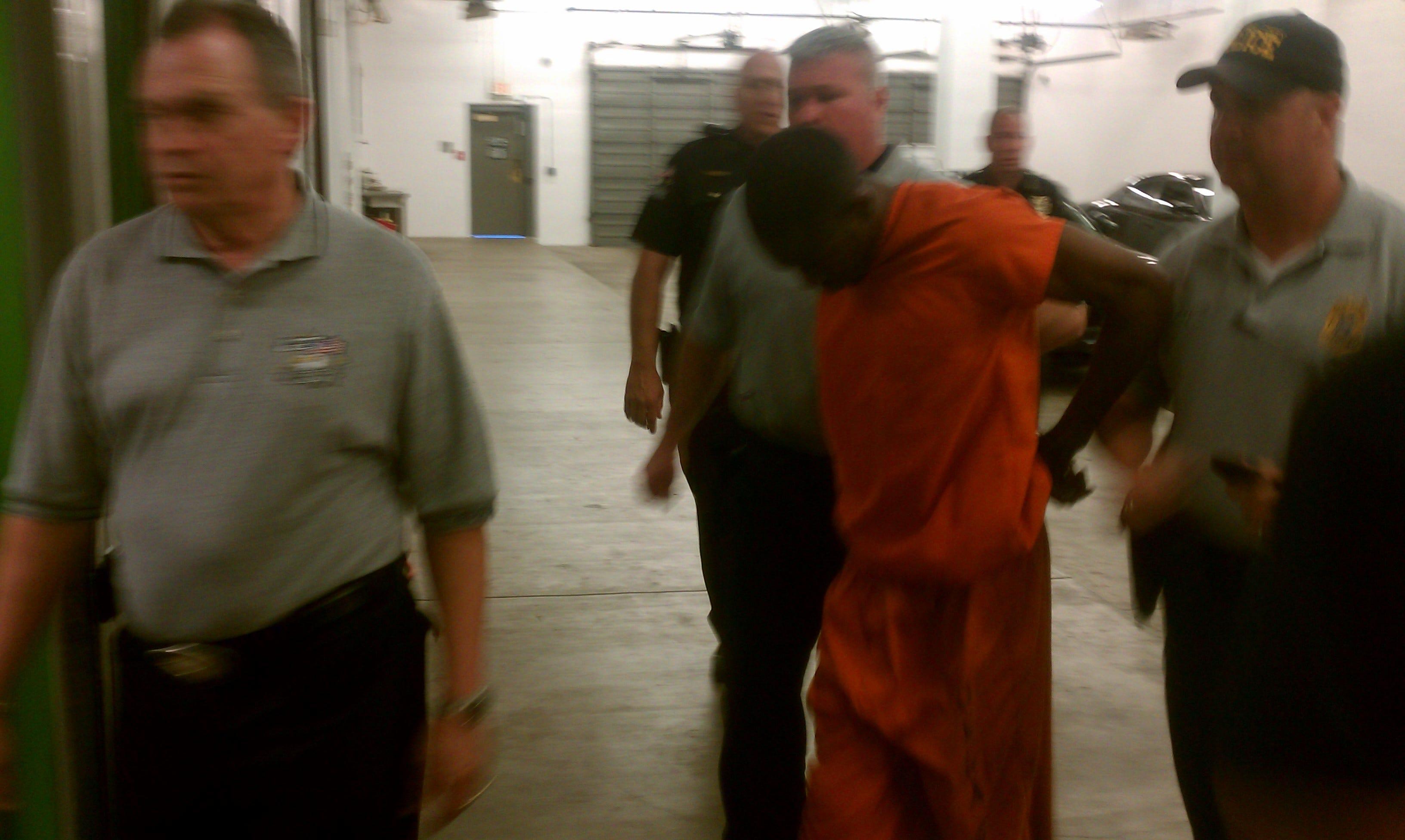 Second Suspect In Deputy Shooting Taken Into Custody