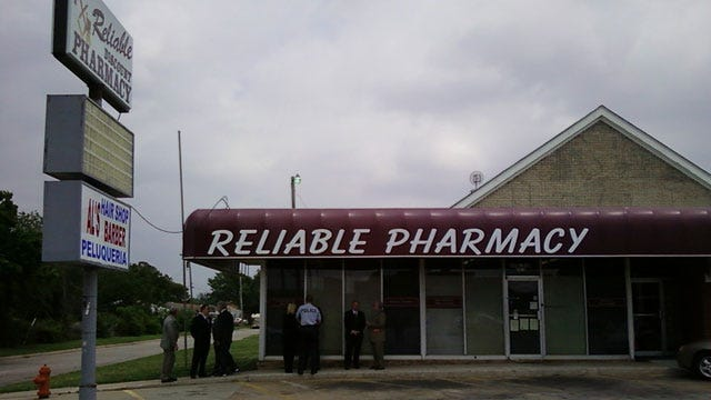 Jury In Ersland Trial Tours Pharmacy Where Suspect Shot Dead