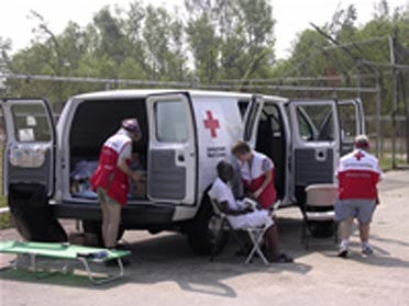 Red Cross Gives Link To Help Find Family In Joplin, MO