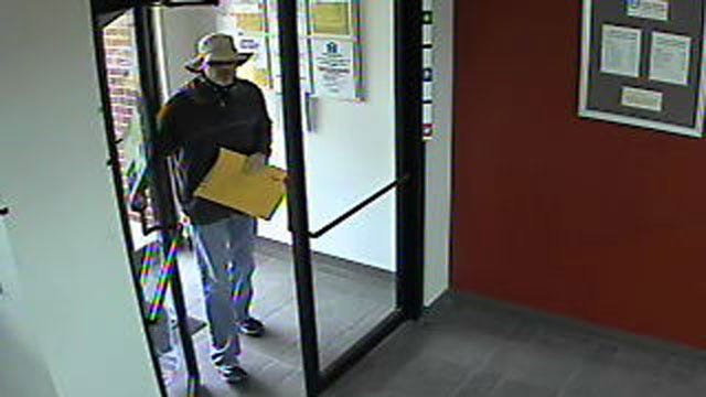 Bank Robbery In Coweta
