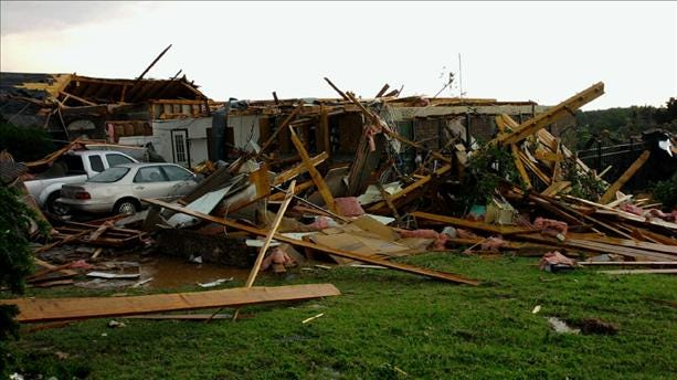 What To Do If You've Been Affected By A Tornado