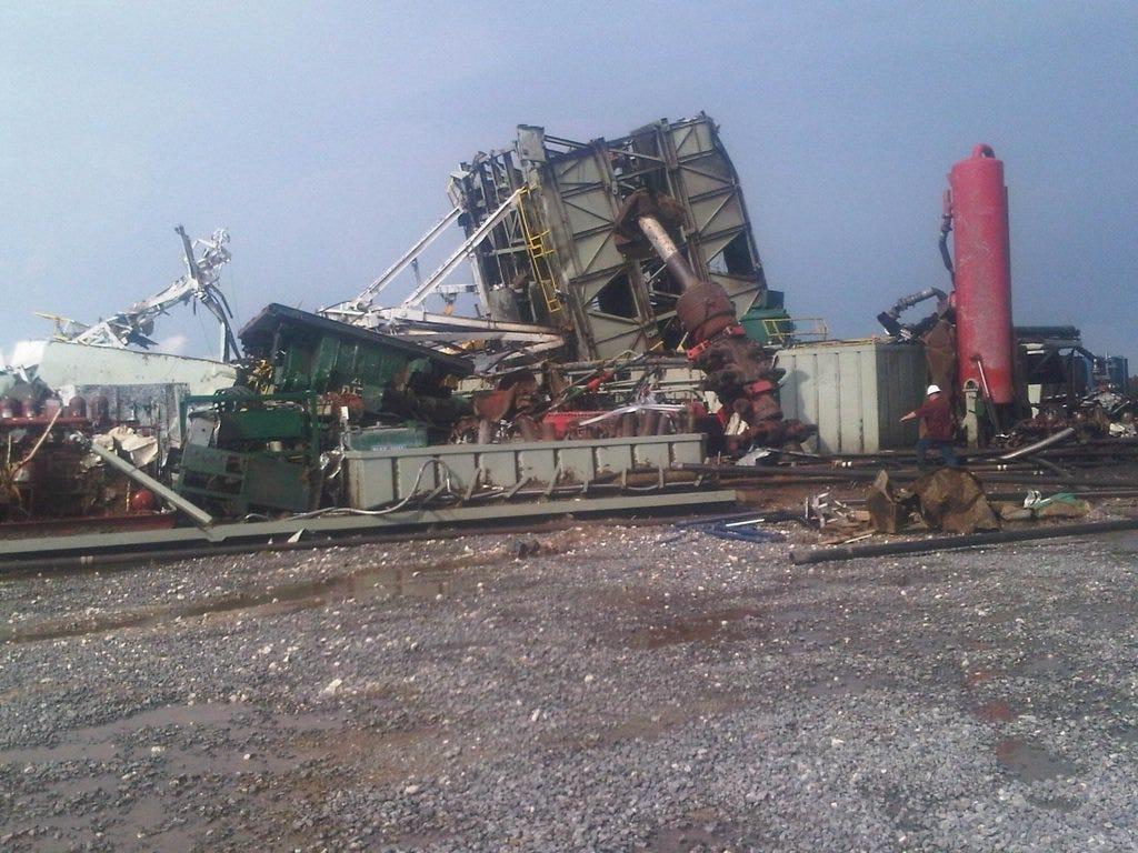 El Reno Responds To Tornado Aftermath