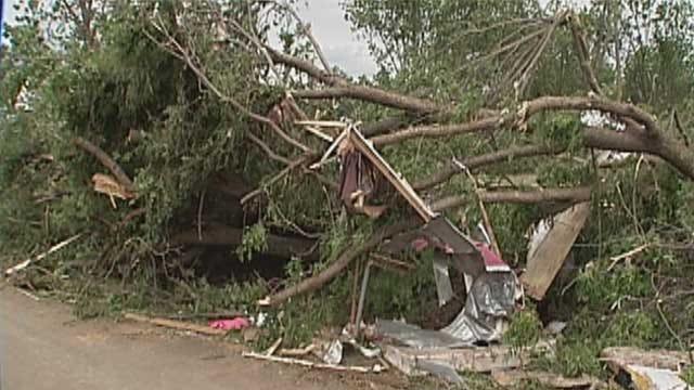 Oklahoma City Ready To Collect Storm Debris