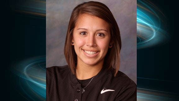 OSU's Chelsea Garcia Named Academic All-American