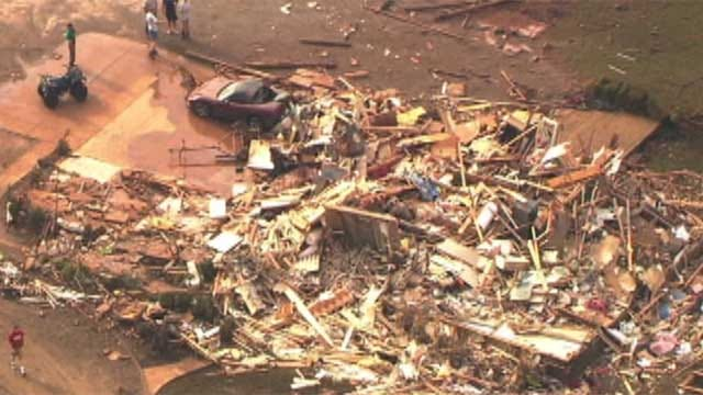Leaders Warn Oklahomans To Beware Of Scam Artists After Storm