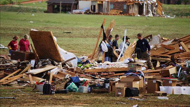 Lost And Found Site Established For Piedmont Tornado Victims