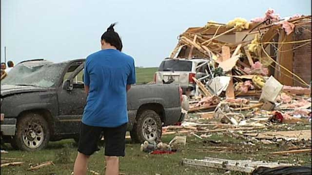 News 9 Teams Up With Red Cross To Help Tornado Victims