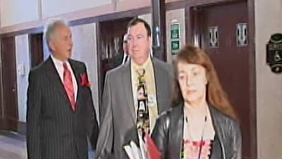 Ersland's Guilty Verdict Sparks Posts On Social Media Sites