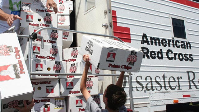 Red Cross Continues Assistance To Storm Survivors