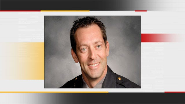 OKC Police Officer Shot In Line Of Duty Receives Medal Of Honor