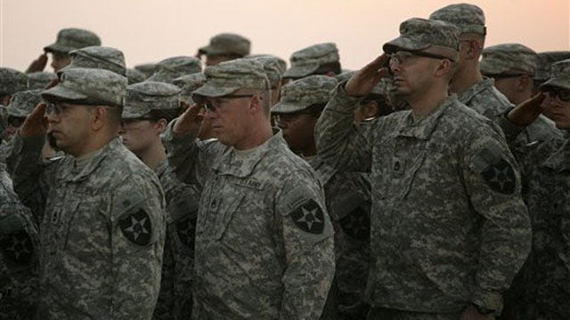 Red Cross Helps Military Families Cope With Deployments