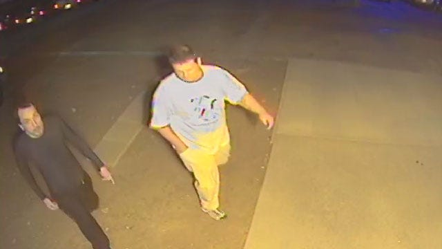 Two Robbery Suspects Caught On Surveillance At Local Dealership