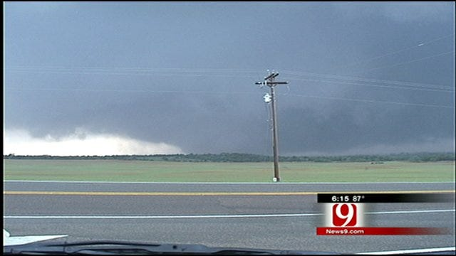 Recent Oklahoma Storms Spur New Website