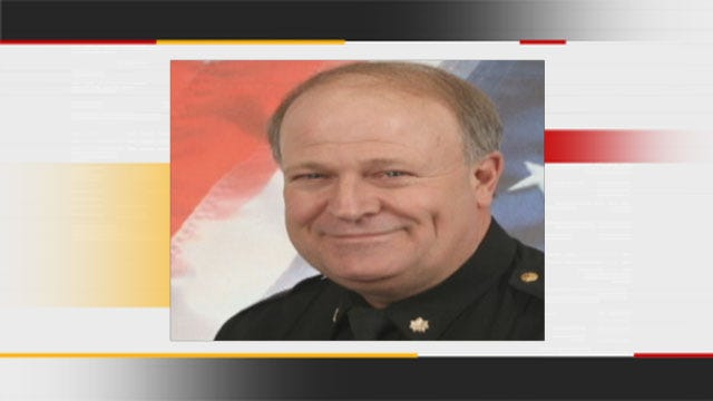 'Tip A Cop' Event Tonight For Injured Oklahoma County Deputy