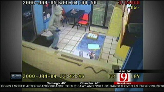 Northwest Oklahoma City Pizzeria Robbed At Gunpoint