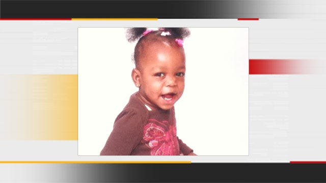 Police Say OKC Man Shook, Killed 1-Year-Old Girl