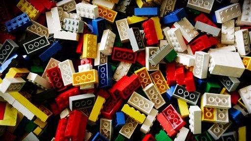 Man Accused Of Lifting $10K Worth Of Legos From OKC Target Stores