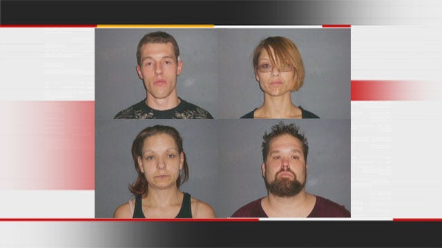 Suspects In Del City Man's Beating Charged