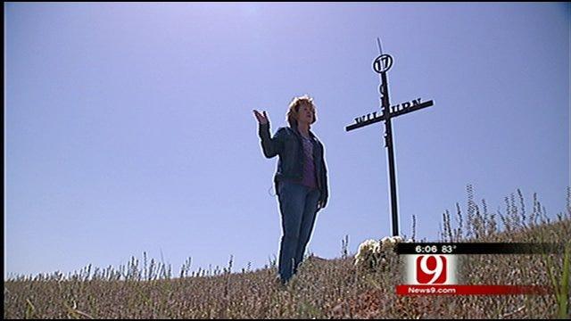 Oklahoma Woman Takes Fight Against Tired Truckers To Washington