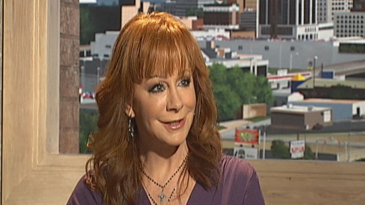 Tonight At Ten: One On One With Reba McEntire