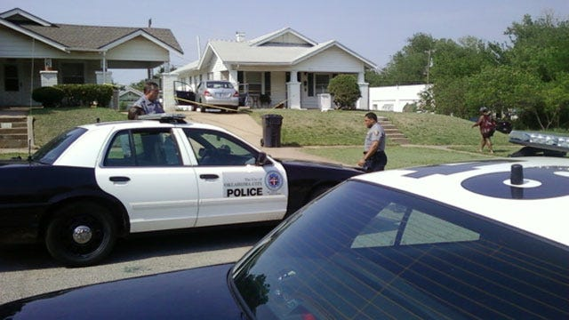OKC Man In Serious Condition After Drive-By Shooting