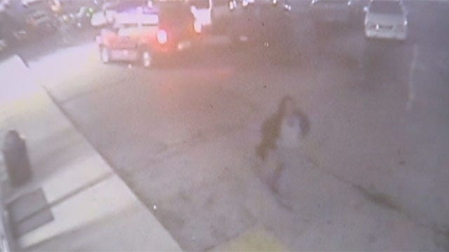OKC Police Hope Video Will Lead To Shooting Suspects