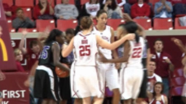 OU Women Blow Out Grand Canyon In Exhibition Finale
