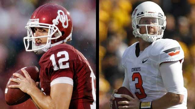 Cowboys And Sooners Move Up In Latest Polls