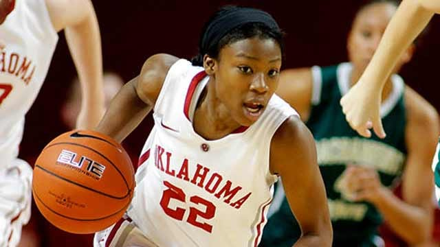 Sooners Break Records In 117-55 Win Over Sacramento State