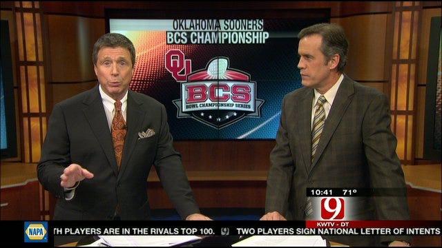 Dean's Blog: Analyzing OU's BCS Championship Odds