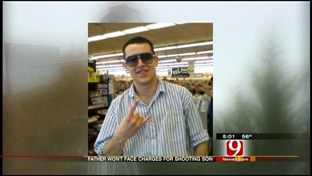 Lincoln County Father Not Charged With Shooting Death Of Son
