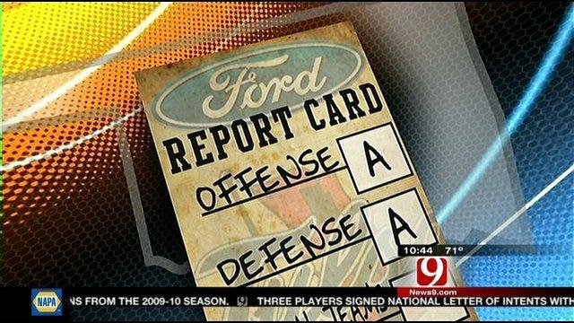Tulsa Golden Hurricane Report Card: Marshall Thundering Herd