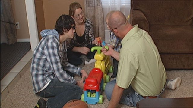 Woodward Couple Struggles To Get Adopted Baby Back