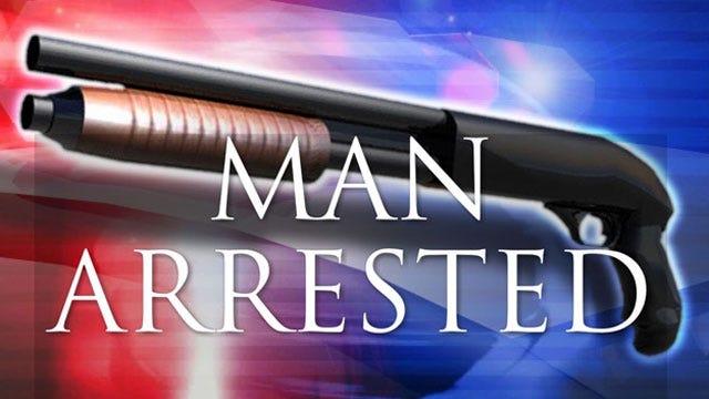 Harrah Police Arrest Armed Man Walking Through Neighborhood