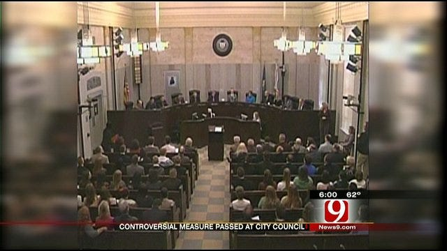 Oklahomans Respond To New Policy Protecting Gay Employees