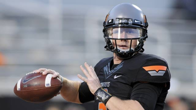 Weeden Excited About Heisman Talk, Credits Team For Success
