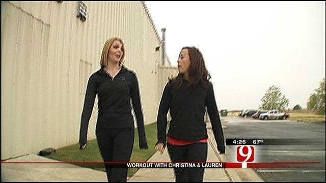 Workout With Christina And Lauren: Surviving The Holidays