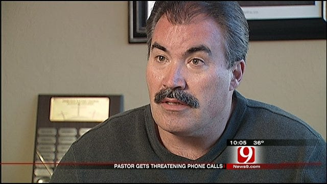 Edmond Pastor Receives Death Threats After City Council Appearance